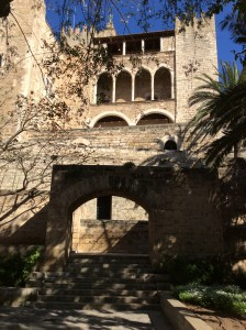 Tour gratis por Palma. L'Almudaina