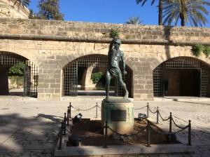 Monumento en Palma