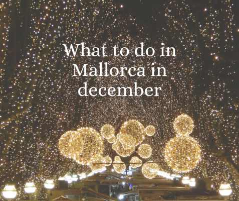 what to do in Mallorca in December