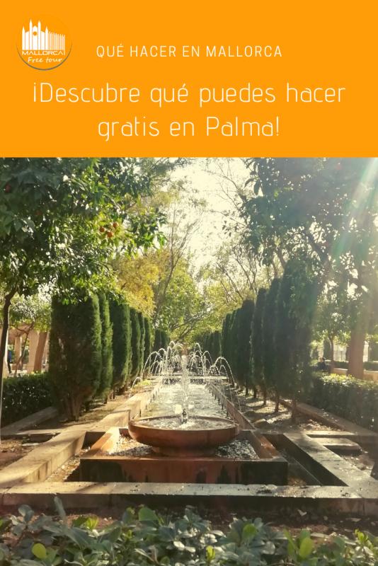qué hacer gratis en Palma