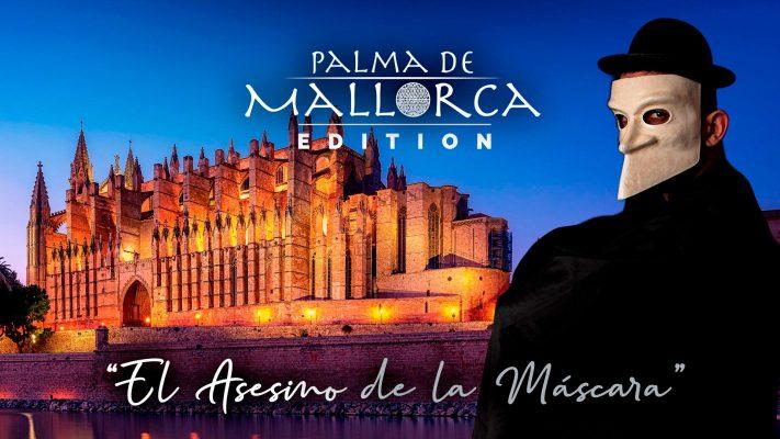 El asesino de la Máscara Mallorca