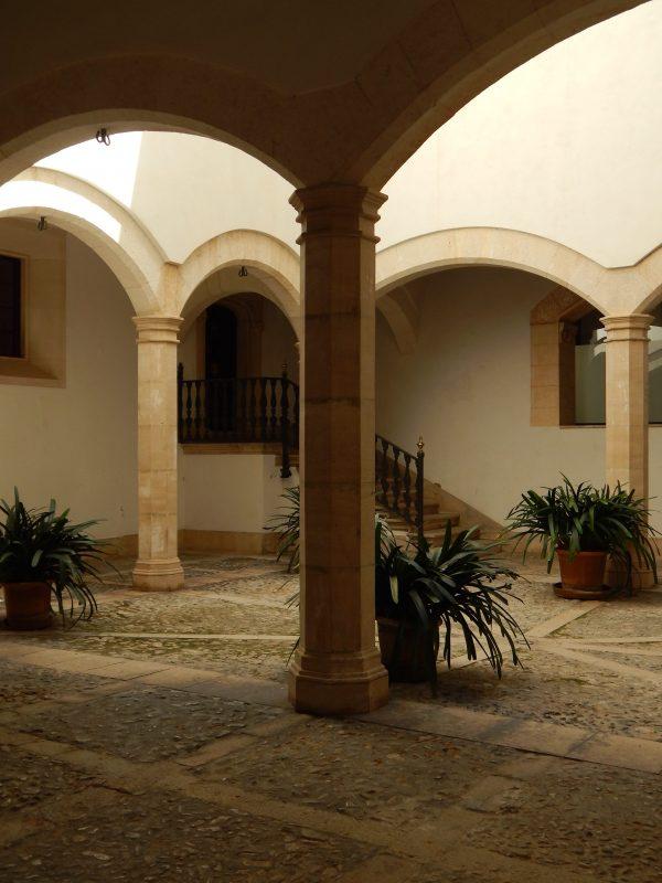 free tour patios palma