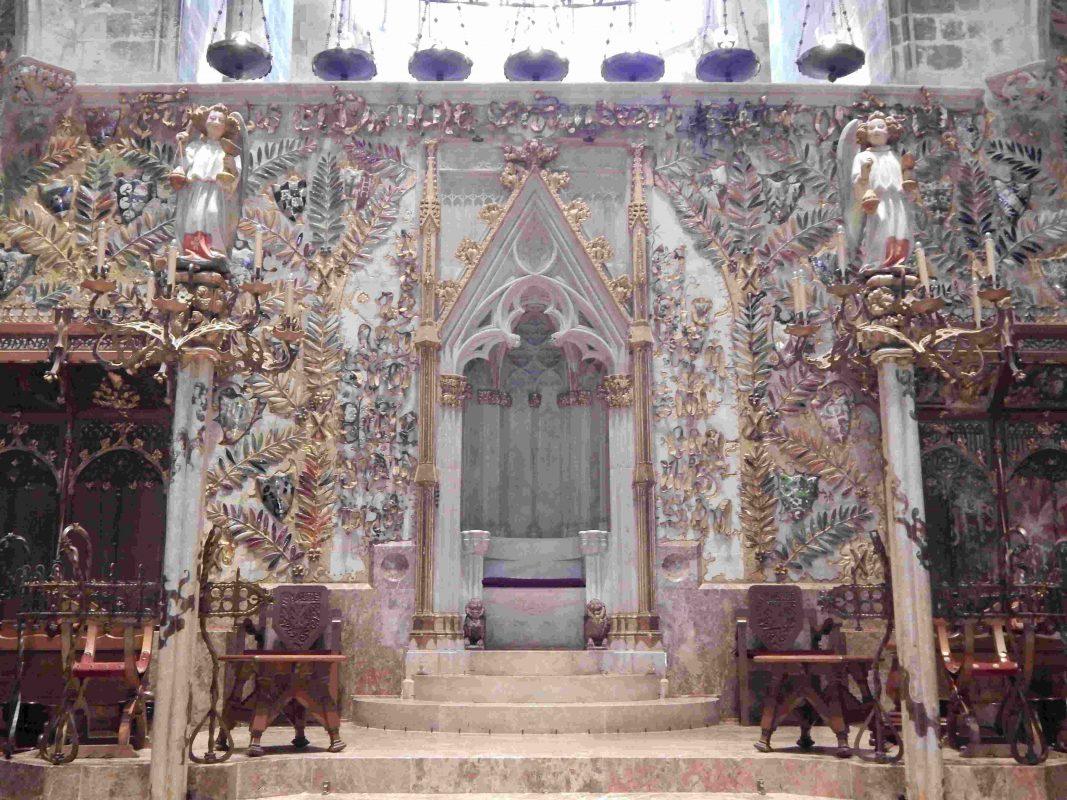 visita guiada catedral de mallorca