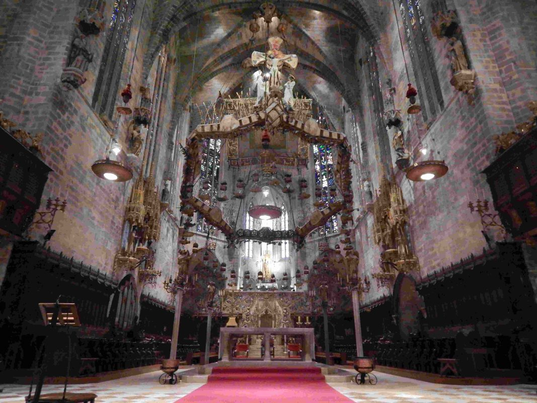 visit cathedral of Mallorca