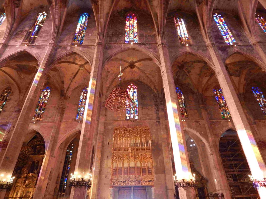 Guided tout cathedral mallorca